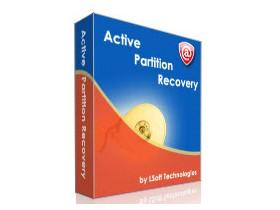 تحميل برنامج استرجاع الملفات المحذوفة Active Partition Recovery
