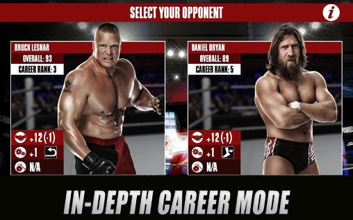 لعبة المصارعة الحرة WWE