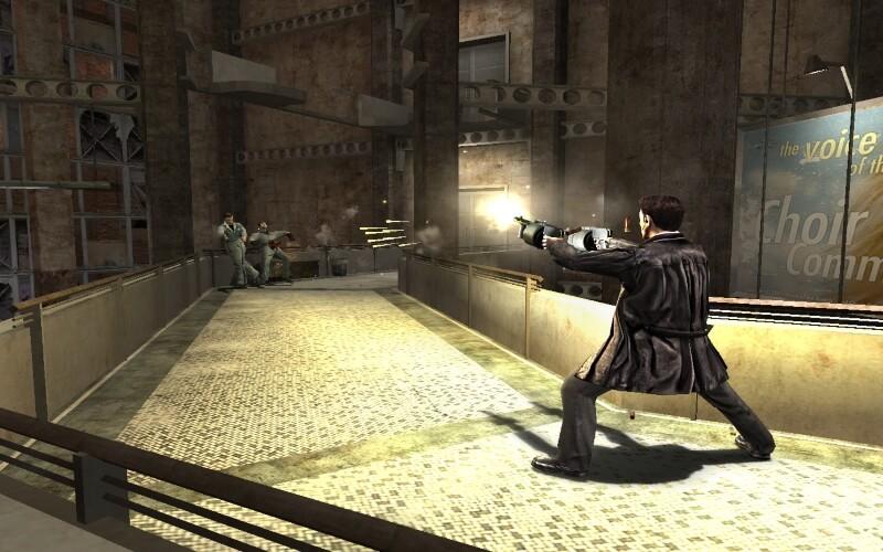 تحميل لعبة ماكس باين Max Payn 2 لللكمبيوتر