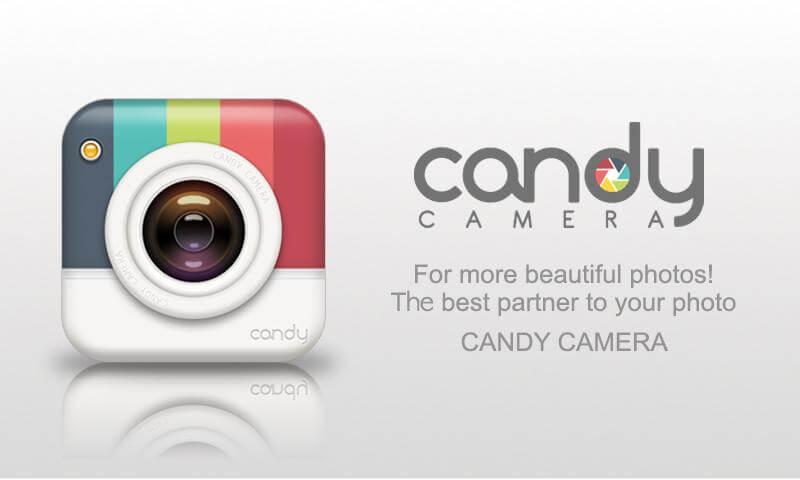 كاندي كاميرا للاندرويد مجانا download candy camera android