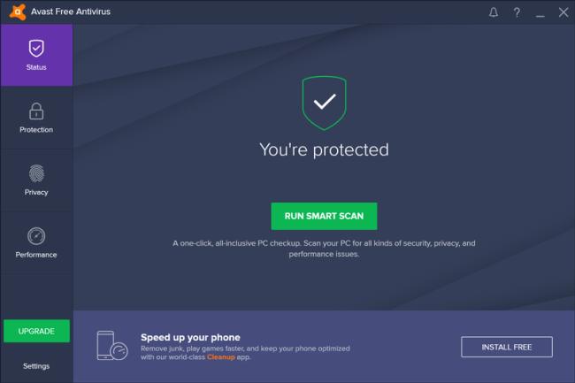 تحميل افاست Avast 2018 للكمبيوتر مجانا