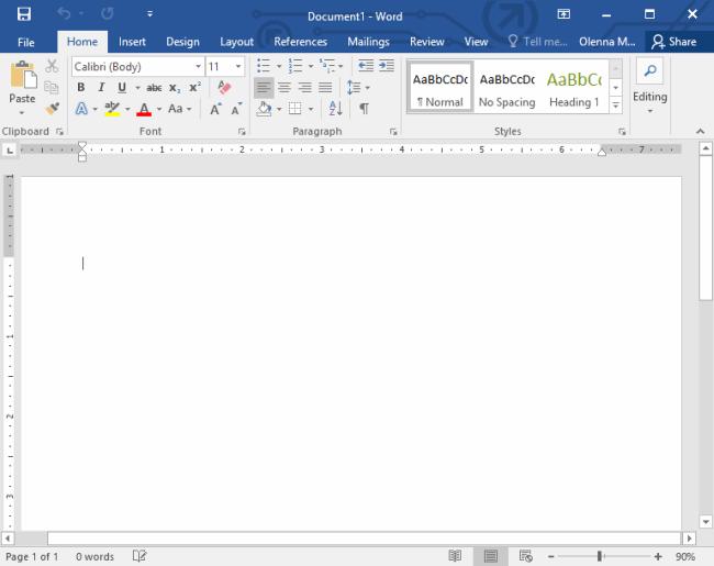 تحميل مايكروسوفت اوفيس 2018 برابط مباشر ، مايكروسوفت وورد Microsoft Word