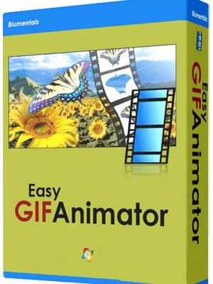 برنامج عمل الصور المتحركة ، Download Easy Gif Animator