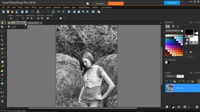 تحميل برنامج تعديل الصور 2021 للكمبيوتر Corel PaintShop Pro