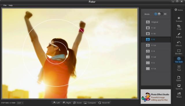موقع فوتور لتعديل الصور وإضافة التأثيرات عليها ، Download Fotor For Pc