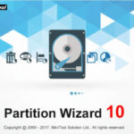 برنامج تقسيم الهارد ديسك 2021 MiniTool Partition Wizard