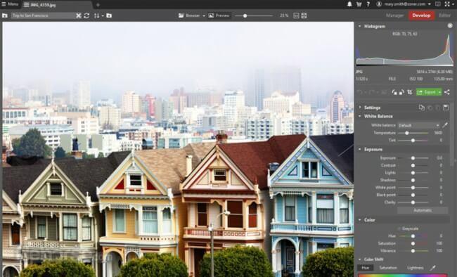 برنامج التعديل على الصور مجانا،Download Zoner Photo Studio،برنامج زونر فوتو ستوديو