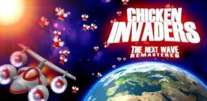 تحميل لعبة حرب الفراخ Chicken Invaders للكمبيوتر مجانا