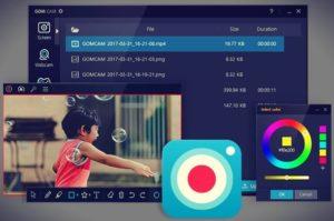 برنامج تصوير الشاشة بالفيديو ، تحميل برنامج تصوير الالعاب،Download Gom Cam