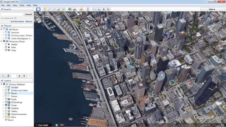 برنامج جوجل ايرث عربي للكمبيوتر مجانا ، Download Google Earth Free
