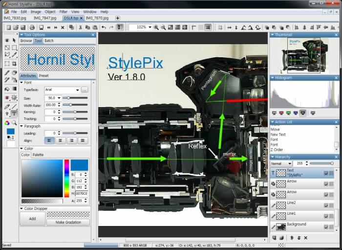 برنامج الكتابة على الصور وتعديلها،اضافة نص عربي الى صورة،تنزيل برنامج تعديل الصور
