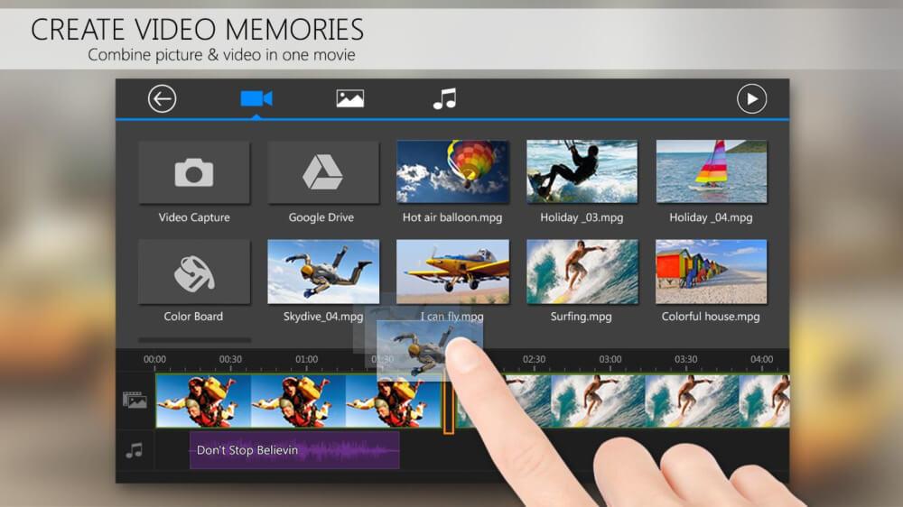 تحميل برنامج تعديل الفيديو للاندرويد ، تنزيل افضل محرر فيديوهات.
