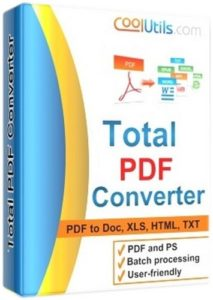 تحويل بي دي اف الى وورد ، برنامج تحويل المستندات ، Pdf Converter ، محول PDF ، Total Pdf Converter