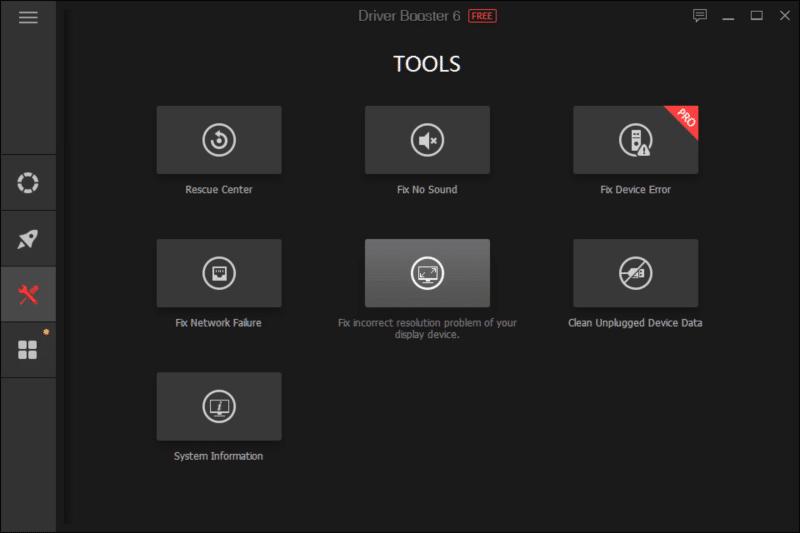 برنامج جلب التعريفات ، تحديث الداريفيرات ، برامج تشغيل الصوت ، كارت الشاشة ، Download Driver Booster
