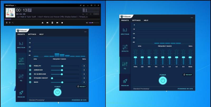 برنامج تحسين جودة الصوت ، تضخيم الصوت ، برنامج أضافة المؤثرات الصوتية ، Fxsound Enhancer