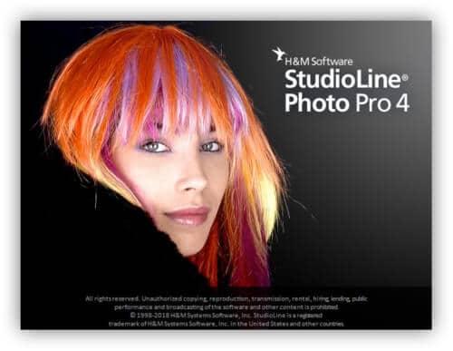 تحميل محرر الصور وإضافة التأثيرات عليها ، برنامج تعديل الصور ، Download Studio Line ، عرض شرائح الصور
