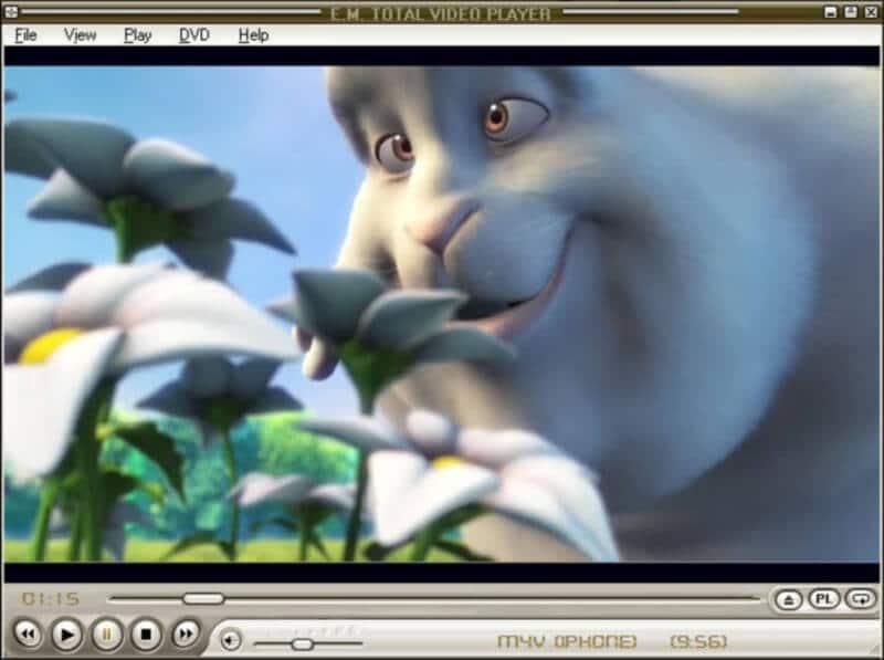 برنامج تشغيل الفيديو والصوتيات ، برامج الميديا ، كوديك ، مشغل الوسائط ، Download Total Video Player