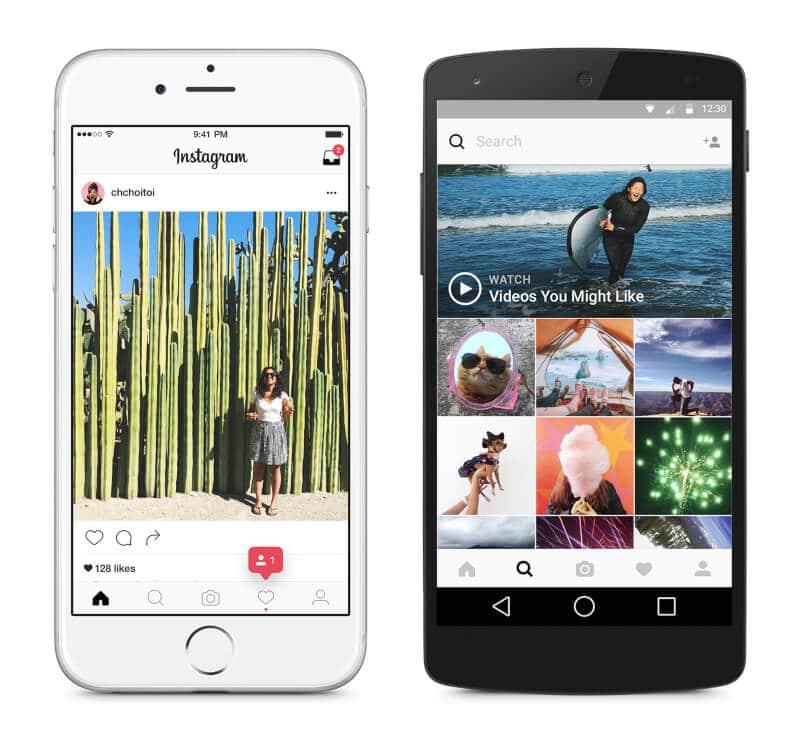 Instagram مجانا ، تنزيل تطبيق انسقرام