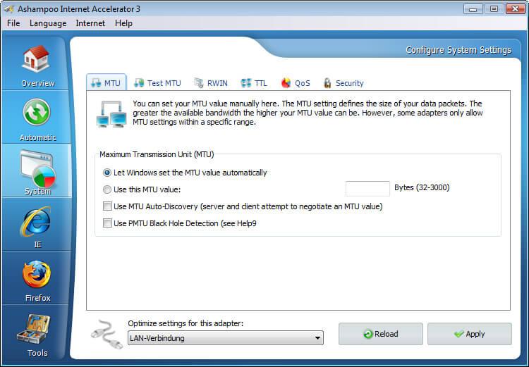 تحميل برنامج تسريع النت 2021 Internet Accelerator للكمبيوتر