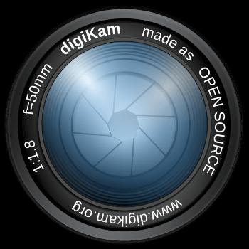 برنامج عرض وتنظيم الصور ، ادخال التأثيرات على الرسومات ، حل مشكل العين الحمراء ، Digikam free ، تحسين جودة الصور