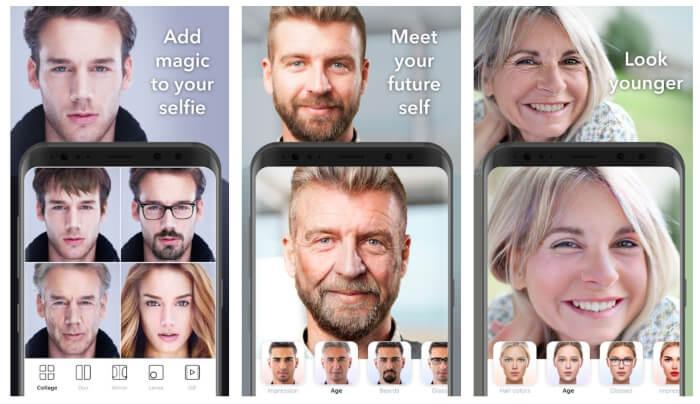 برنامج تكبير سن الوجه ، فيس اب للاندرويد مجانا ، صورتك وأنت كبير ، download FaceApp