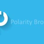 متصفح الويب سريع وامن ، برنامج بولارتي للكمبيوتر ، تحميل الملفات ، Download Polarity