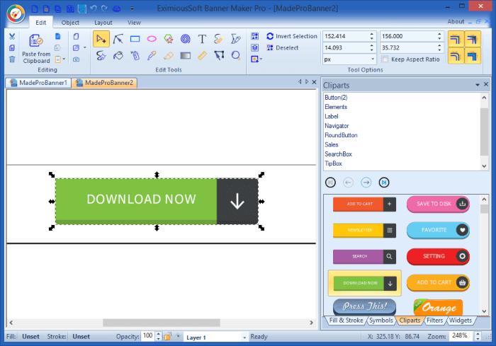 تحميل برنامج تصميم بنرات 2021 EximiousSoft Banner Maker للكمبيوتر