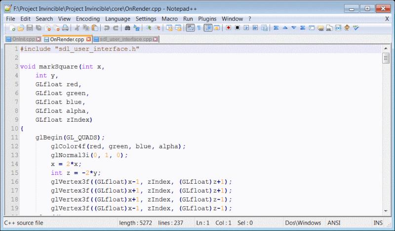 تحميل برنامج نوت باد بلس 2021 Notepad ++ للكمبيوتر مجانا