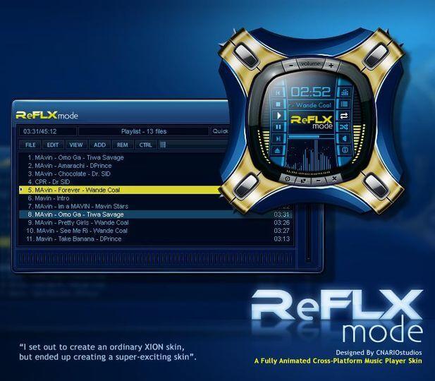 برنامج تشغيل الصوتيات مجانا للكمبيوتر ، افضل برامج تشغيل الموسيقى ، Xion Audio Player
