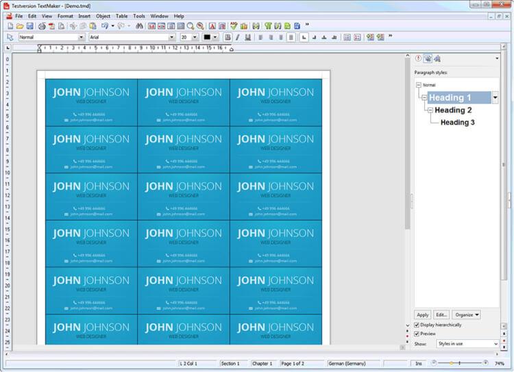 تحميل برنامج أشامبو أوفيس 2021 Ashampoo Office مجانا للكمبيوتر
