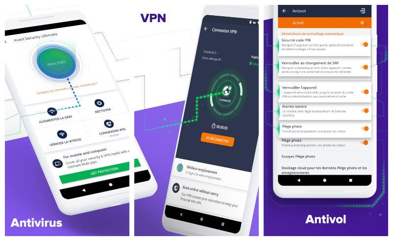 تحميل تطبيق افاست للاندرويد 2021 Avast Antivirus Android مجانا