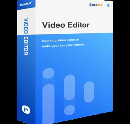 تدوير الفيديو ، تحسين مظهر المقطع ، تطبيق التأثيرات ، معالجة الصوت والصورة ، download Easeus Video Editor