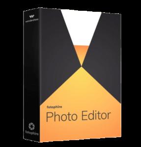 إضافة التأثيرات على الصور ، إزالة العناصر ، تحسين مظهر الصور ، تطبيق التحسينات ، fotophire