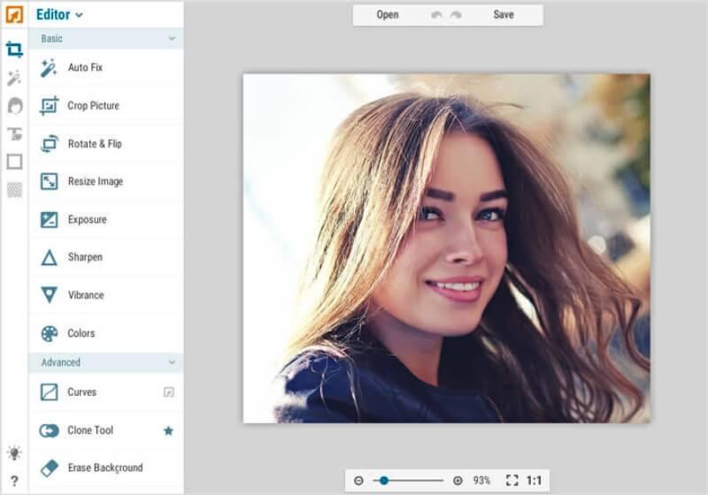 التعديل على الصور ، إضافة التأثيرات ، موقع تحرير الصور اون لاين ، تجميل الصور الشخصية ، iPiccy Photo Editor
