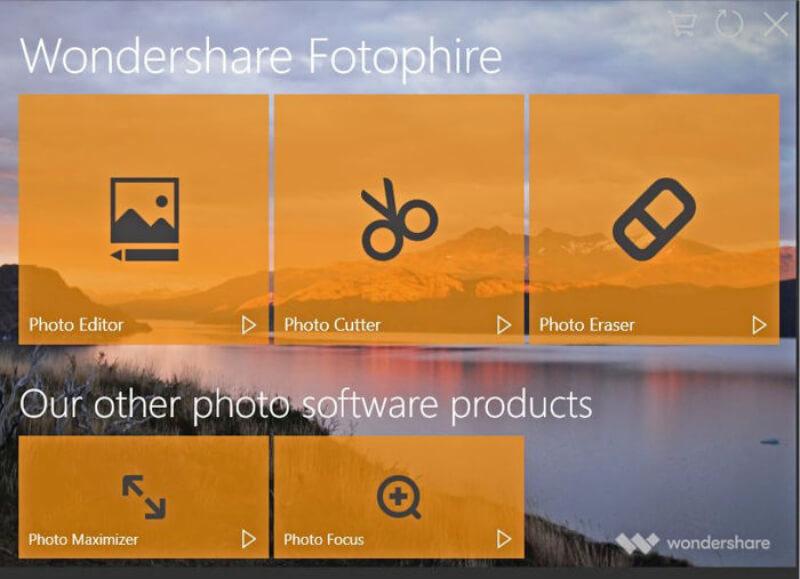 تحميل برنامج تعديل وتحرير الصور 2021 Fotophire مجانا للكمبيوتر