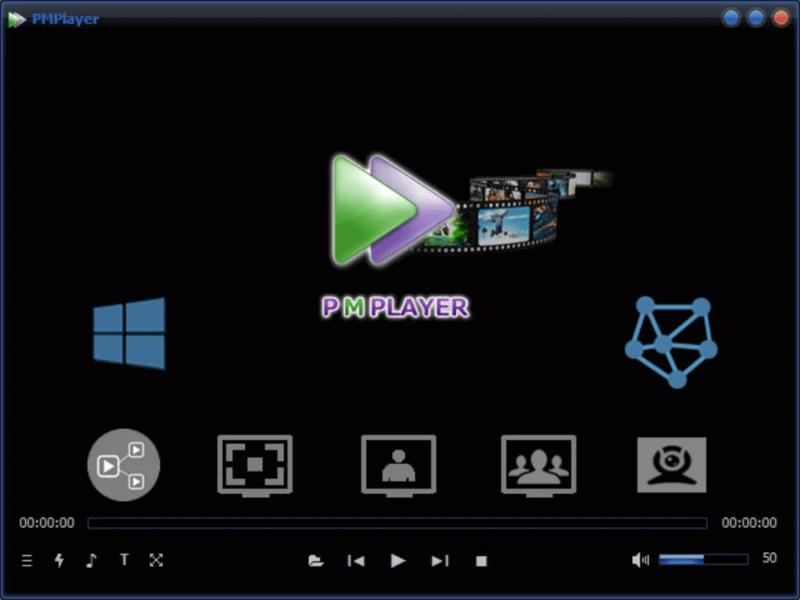تحميل مشغل صيغ الفيديو والصوت 2021 PMPlayer للكمبيوتر مجانا