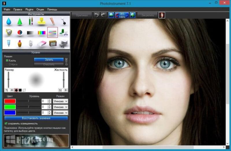 تحميل برنامج تعديل الصور وتجميلها 2021 Photoinstrument للكمبيوتر