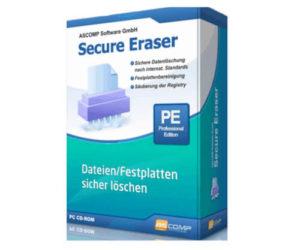 حذف الملفات والمجلدات بطريقة امنة ، منع استرجاع البيانات الحساسة ، الحذف الامن ، secure eraser