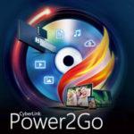 عمل نسخة احتياطية ، قرص صوتي ، حرق الافلام ، Power2Go