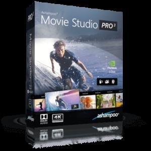 تحسين الفيديو ، تثبيت المقاطع ، إضافة النصوص ، Ashampoo Movie Studio