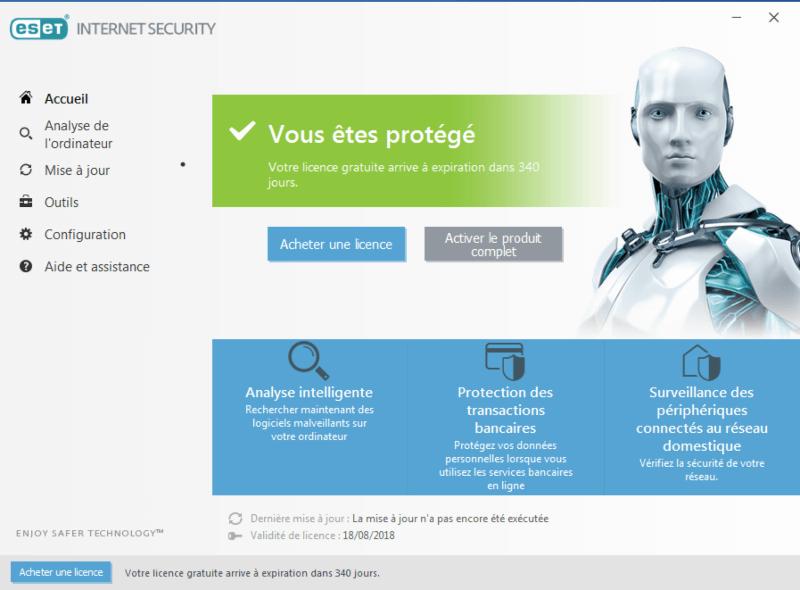 برنامج ايست انترنت سكيورتي 2021 ESET Internet Security للكمبيوتر