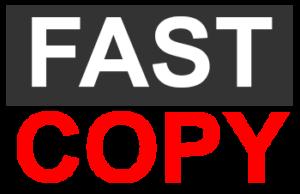 تسريع نسخ الملفات للكمبيوتر ، زيادة سرعة النقل ، FastCopy