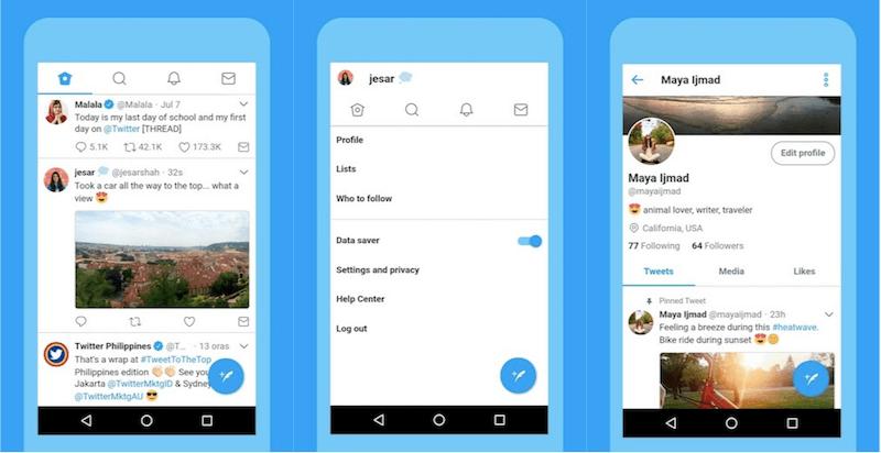 تطبيق تويتر للكمبيوتر ، تنزيل تويتر للاندرويد ، Download Twitter App