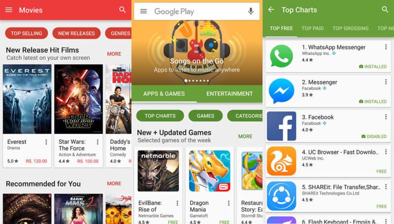 برنامج جوجل بلاي للاندرويد ، تنزيل متجر سوق لهواتف اندرويد ،Google Play Android