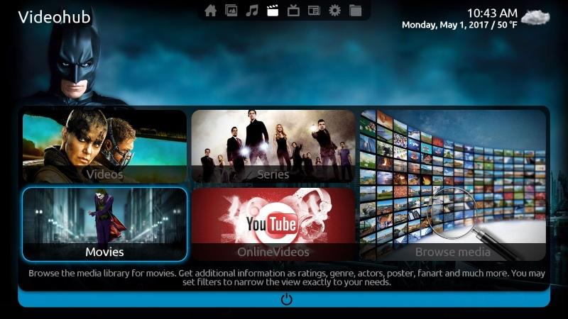 تحميل برنامج MediaPortal لتشغيل الفيديو والصوت 2021