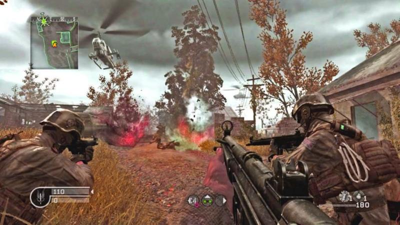 تحميل لعبة كول اوف ديوتي للكمبيوتر 4 Call Of Duty مجانا