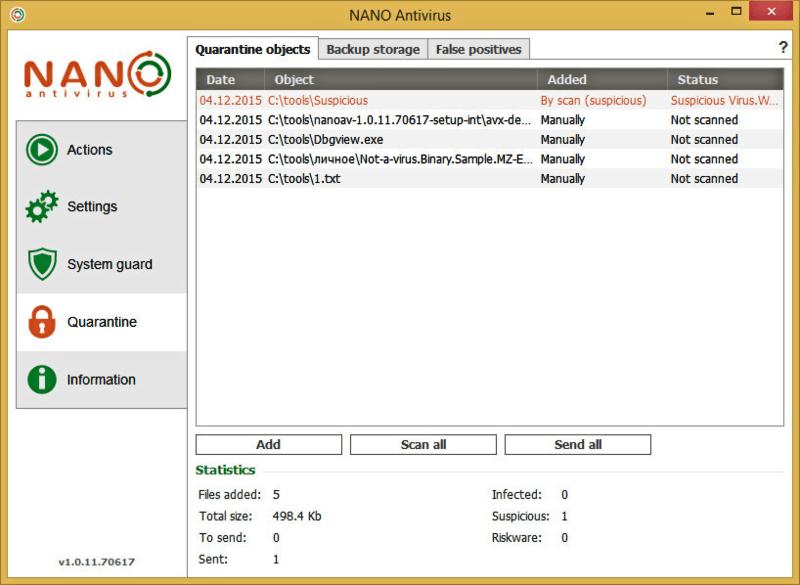تحميل برنامج نانو انتي فيروس 2021 NANO Antivirus للكمبيوتر