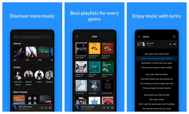 تحميل أفضل مشغل موسيقى 2022 Lark Player للاندرويد