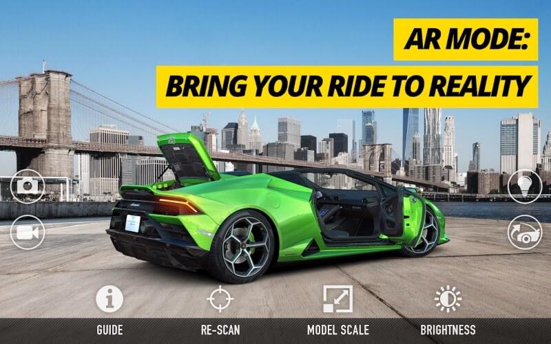 تحميل لعبة سباق السيارات للاندرويد CSR Racing مجانا