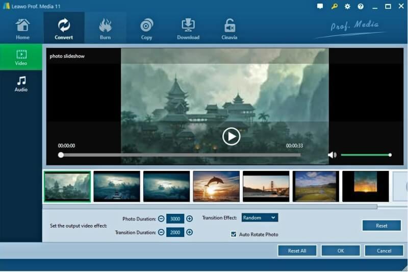 تحميل افضل محول فيديو للكمبيوتر  Leawo Video Converter